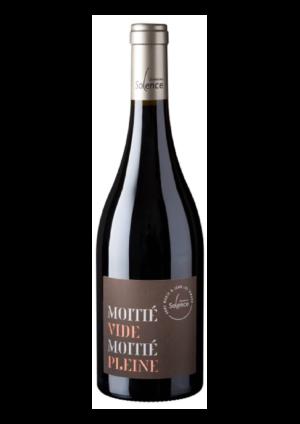 Ventoux AOP – Moitié vide Moitié pleine – Domaine Solence/Ventoux – 2016 – 0.75l