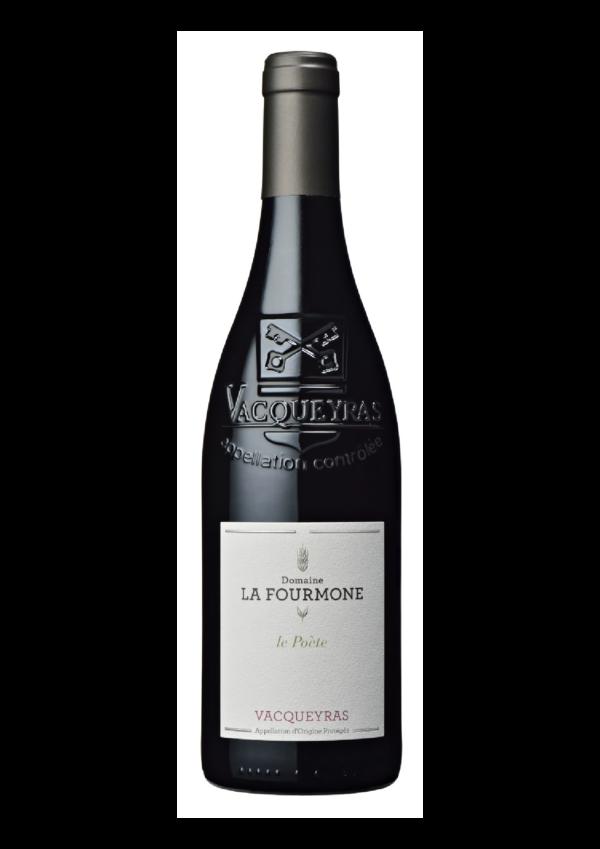 Vacqueyras AOP - Le Poète - Domaine La Fourmone - 2016 - 1.5l